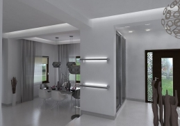 design de interior - amenajare dining 4