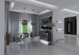 design de interior - amenajare dining 3