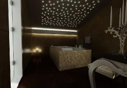 design de interior baie - prezentare grafica 3d fotorealista, (unghi 9)
