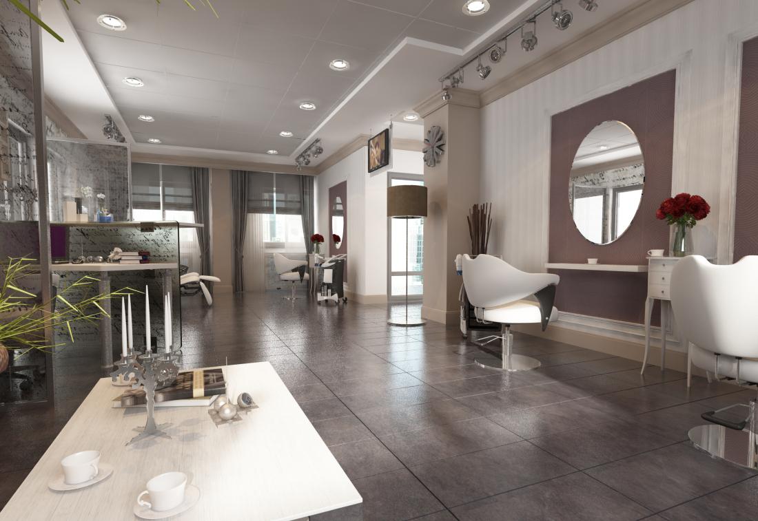 Design De Interior Amenajare Salon De Infrumusetare In Bucuresti