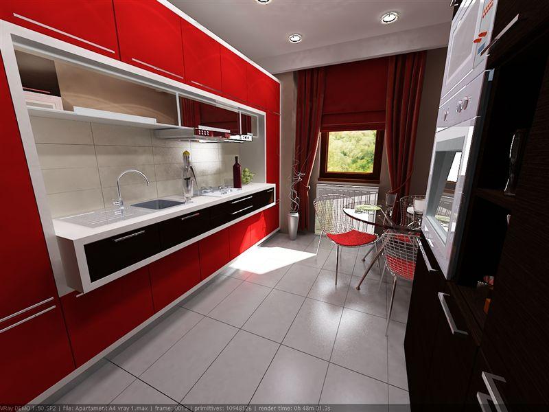 Proiect arhitectura locuinte colective popesti leordeni for Proiect casa 2 camere living baie si bucatarie