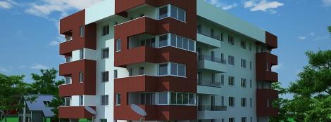 Proiect arhitectura cu prezentare 3d fotorealista